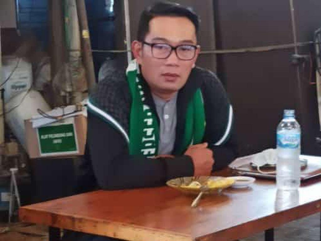 Jabar Banten Hari Ini: Ridwan Kamil Siap Nyapres-Ibu Bertato Aniaya Bayinya