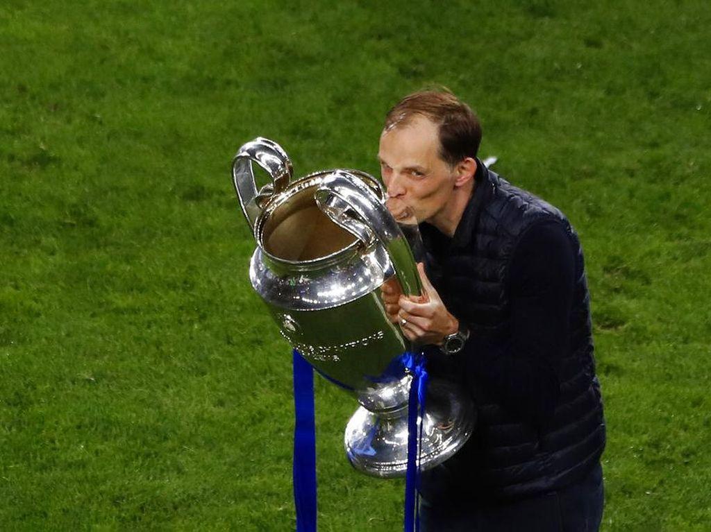 Tuchel Kaget Chelsea Jadi Favorit Juara Premier League