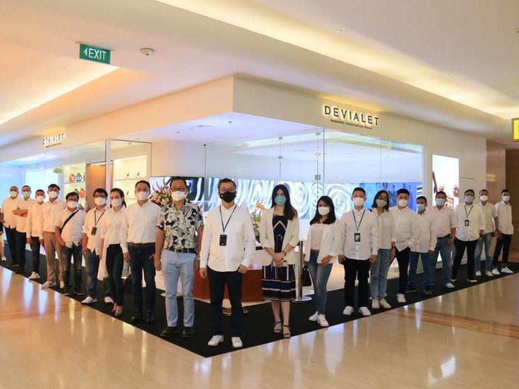 Devialet Buka Toko Audio di Indonesia, Ini Produk Jagoannya