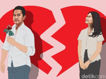 Romantika Kaesang-Felicia: Dari Bucin Jadi Ghosting
