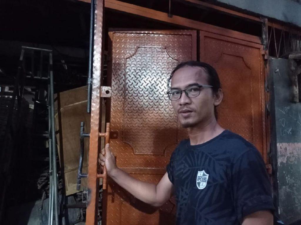 Pemilik Rumah Terhalang Got di Jakbar Minta Kejelasan Perbaikan