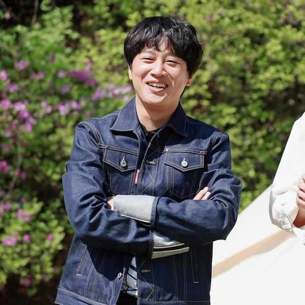 Aktor Cha Tae Hyun.
