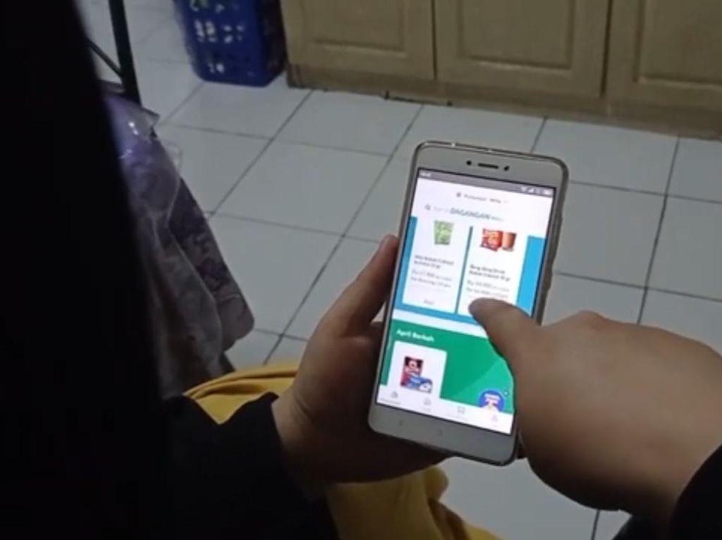 Bisnis Sembako Digital, Emak-emak Raup Cuan di Tengah Pandemi