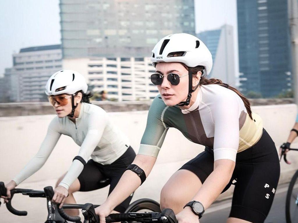Road Bike di Jalur Sudirman-Thamrin Akan Diuji Coba Sepekan