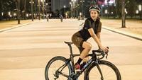 Siap Keringetan, 7 Artis Cantik Pakai Jersey Roadbike