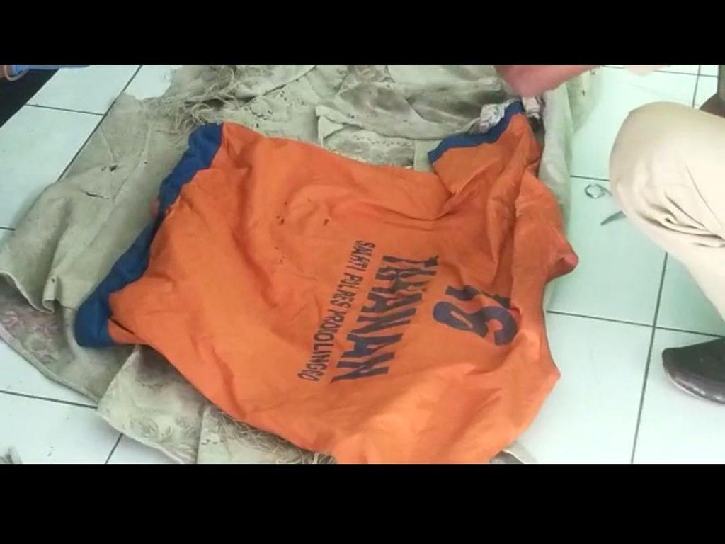Tahanan di Probolinggo Kabur Lalu Gantung Diri dalam Hutan