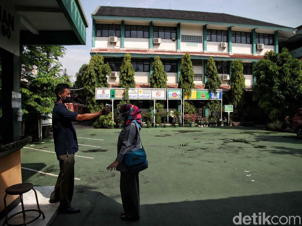 PPDB Jakarta 2021 Jalur Zonasi SMA Dibuka 28 Juni, Ini Info Lengkapnya