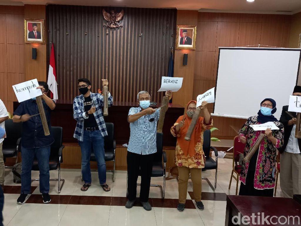 Busyro Muqoddas Kaitkan Pelemahan KPK dengan Agenda Pilpres 2024