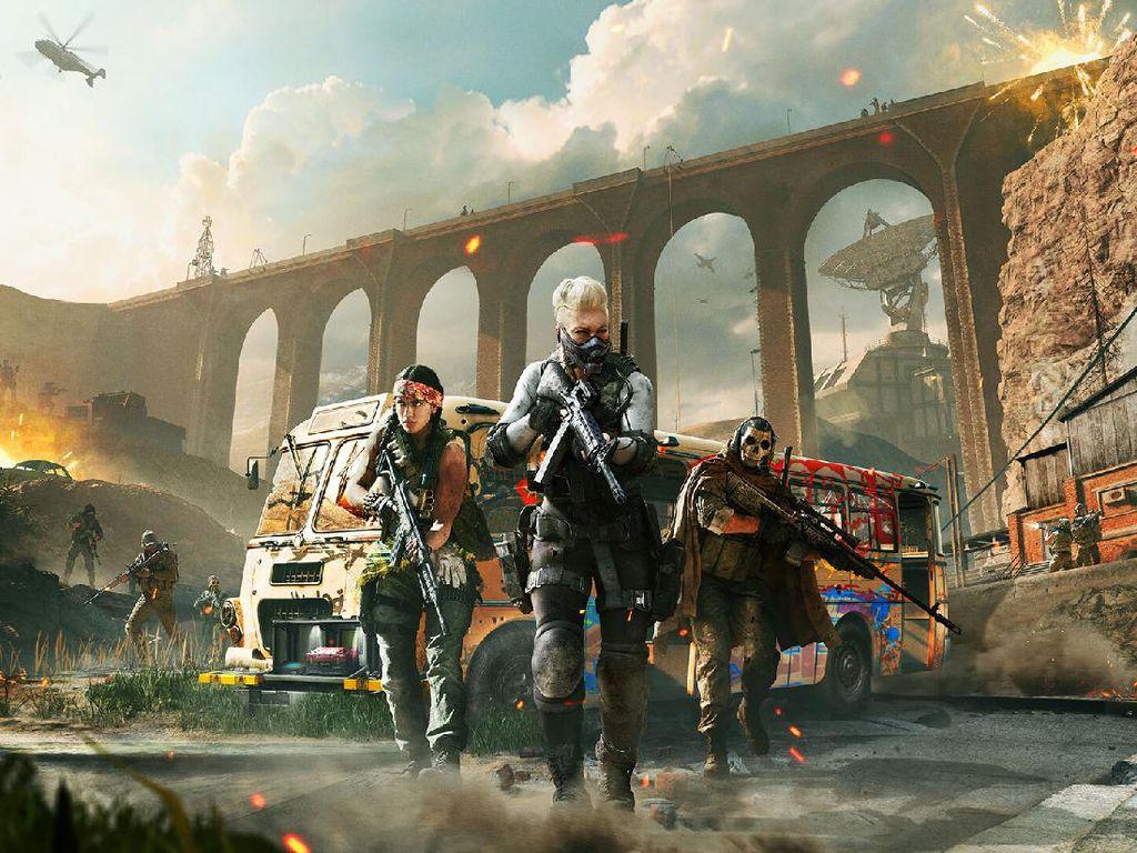 Biar Kapok! Call of Duty Banned 350 Ribu Pemain Rasis dan Toxic