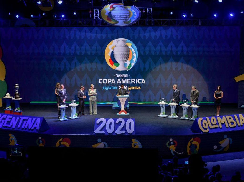 Copa America 2021 Juga Batal Digelar di Argentina