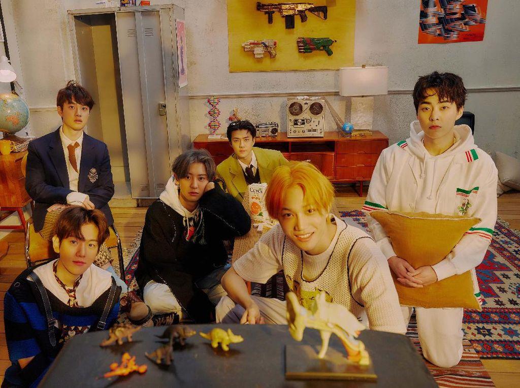 4 Group K-Pop Ini Semua Membernya Aktif di Dunia Akting