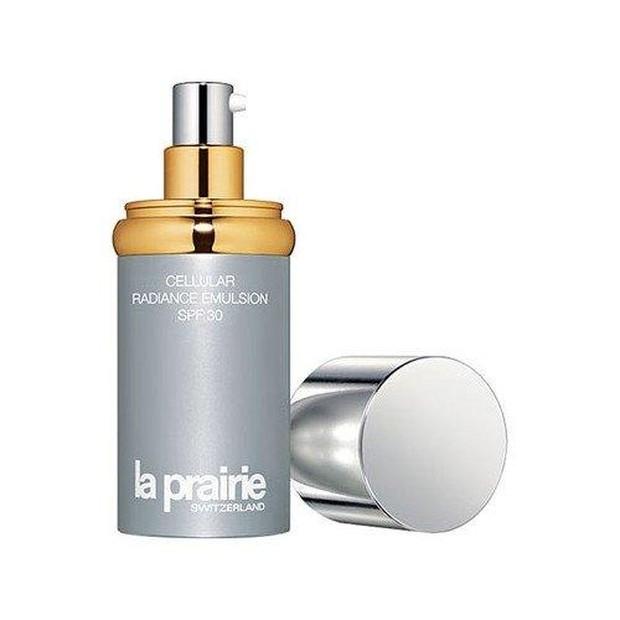 foto: La Prairie Cellular Radiance Emulsion Suncreen SPF 30/laprairie.com