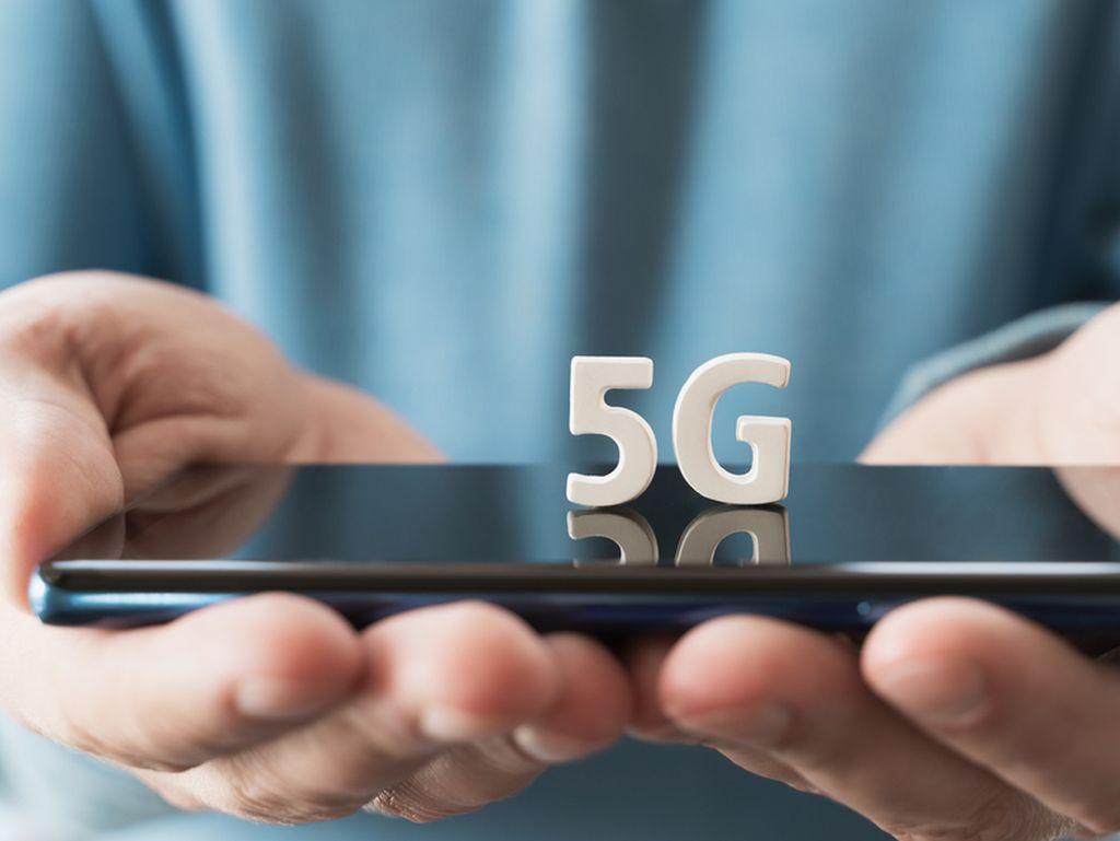 Jangan Terkecoh dengan Ikon 5G di HP, Ini Penjelasannya