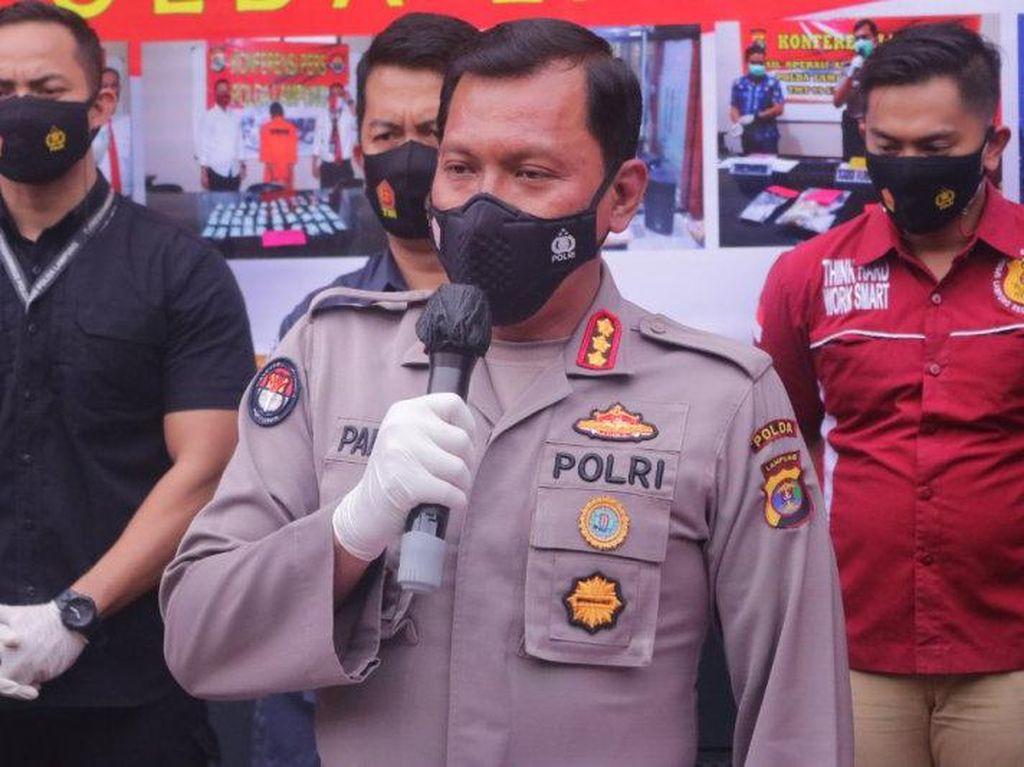 Propam Mabes Polri OTT Oknum Polisi Satlantas di Lampung