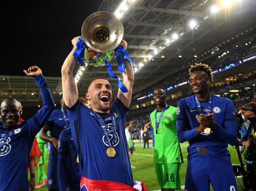 Antara Mateo Kovacic, Empat Juara Liga Champions, dan Aksi 17 Menit