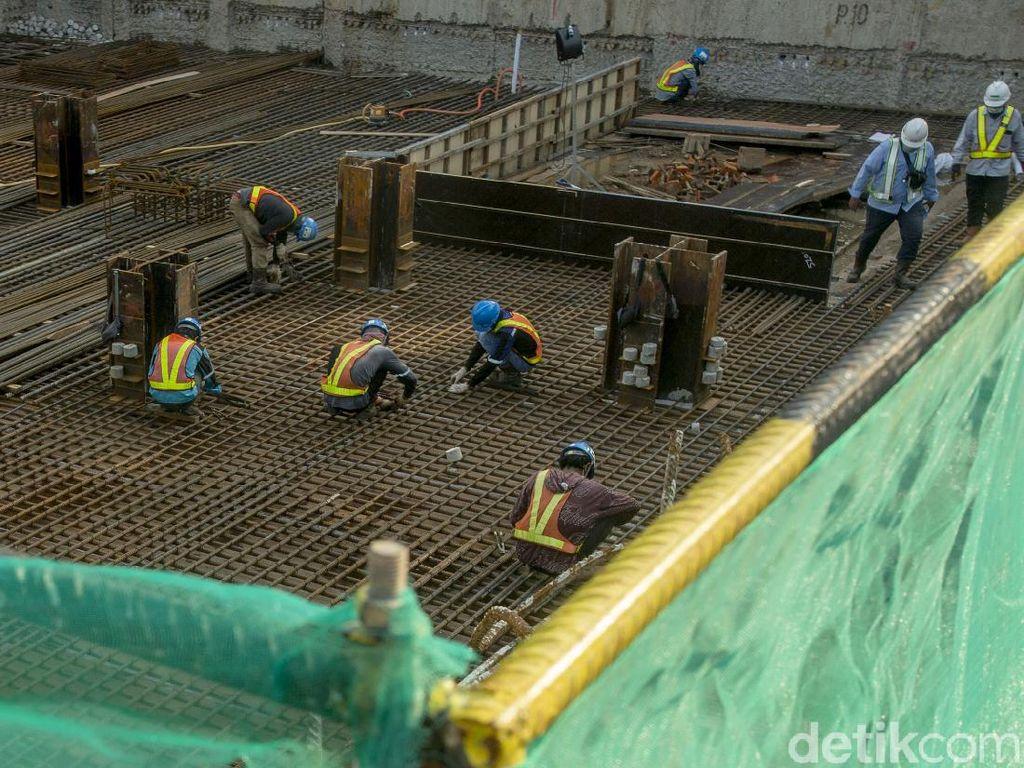 Harap Sabar, MRT Jakarta Baru Nyambung ke Kota Tua di 2027