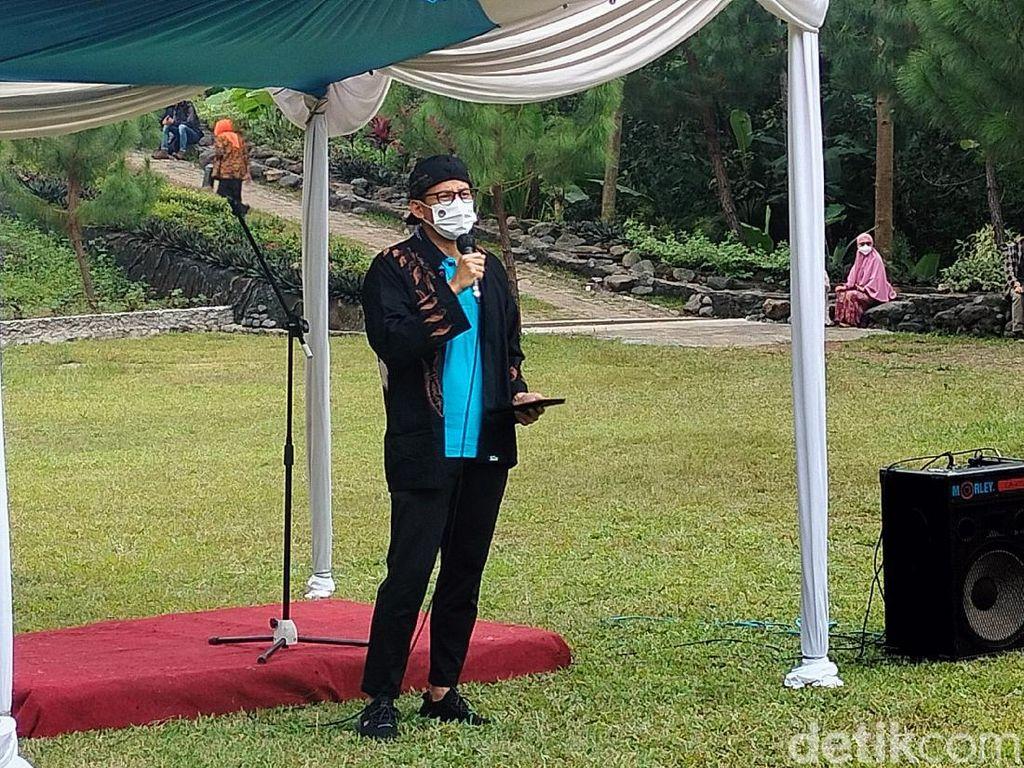 Abdee Slank Jadi Komisaris, Sandiaga: Telkom Butuh Pejabat yang Ngerti Konten
