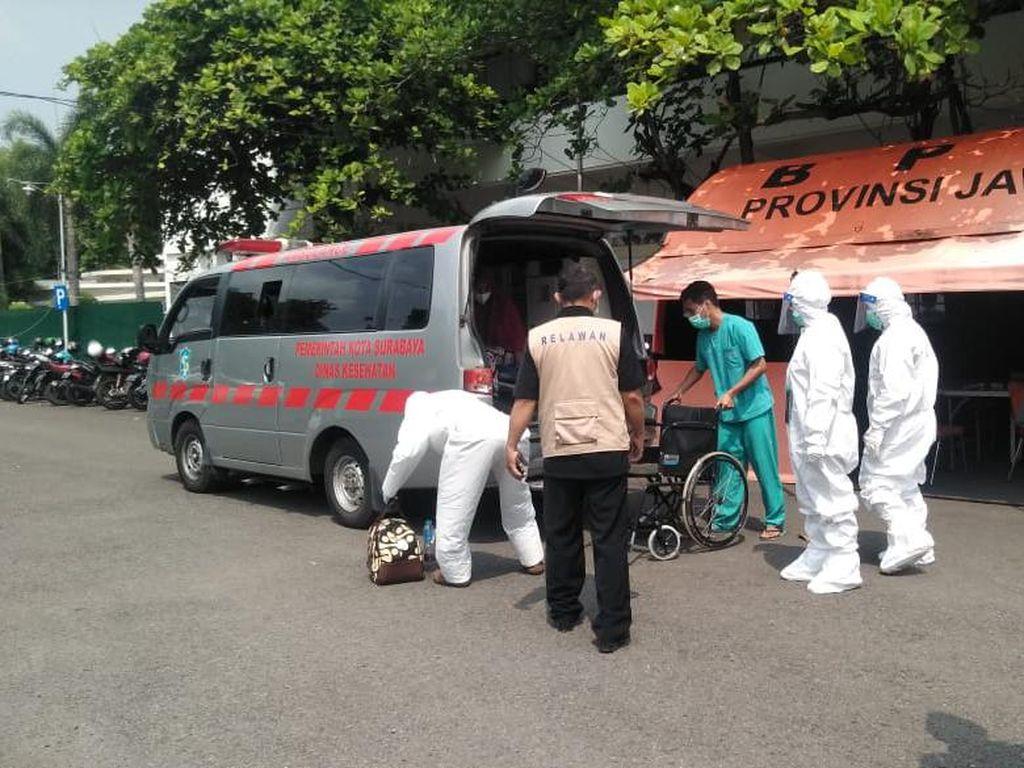 11.350 TKI Pulang ke Jawa Timur, 126 Positif COVID-19