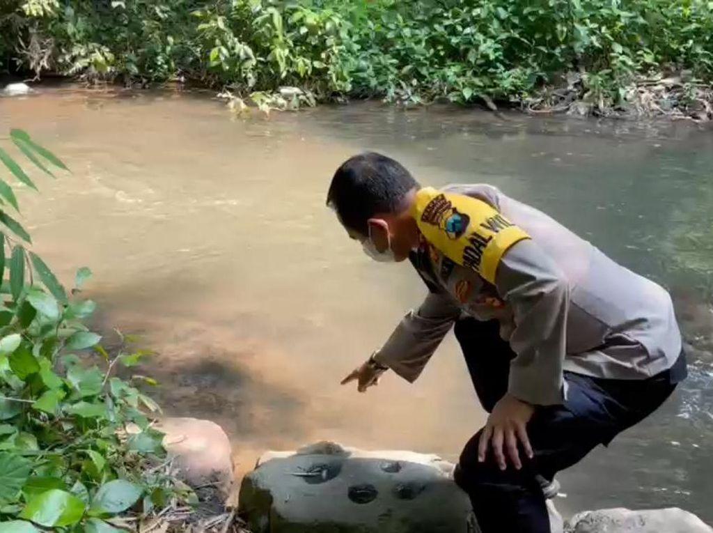 Bayi Perempuan yang Ditemukan Santri di Sungai Mojokerto Tewas Dibunuh