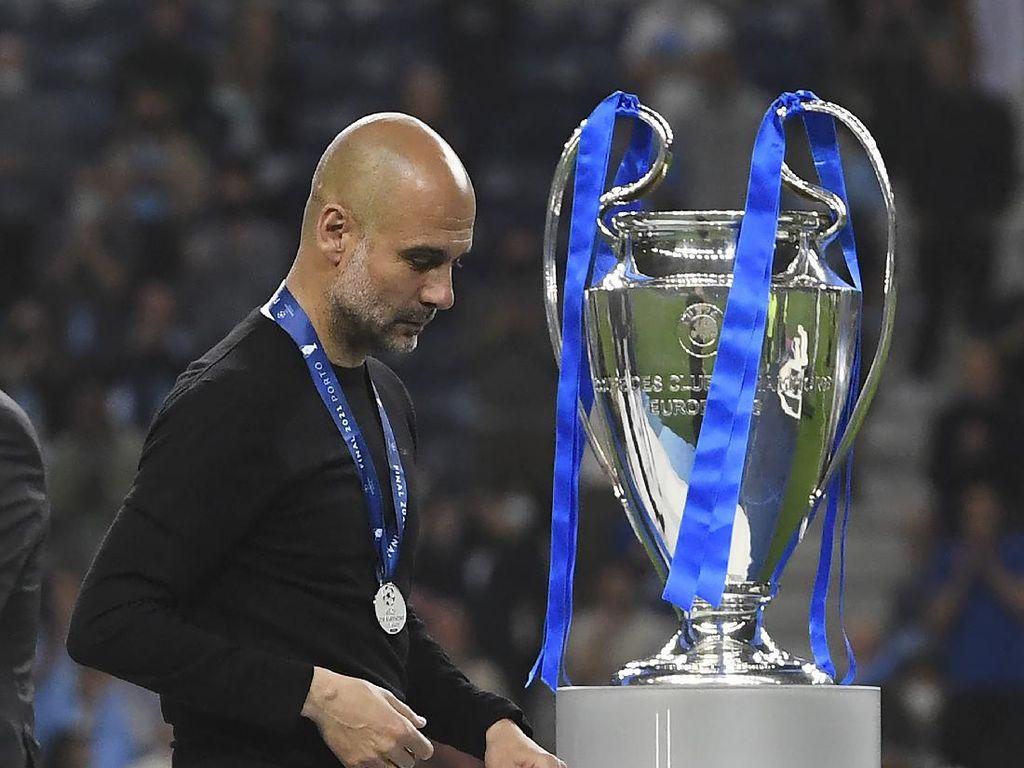 Pemain Man City Bisa Hilang Kepercayaan akibat Guardiola Blunder