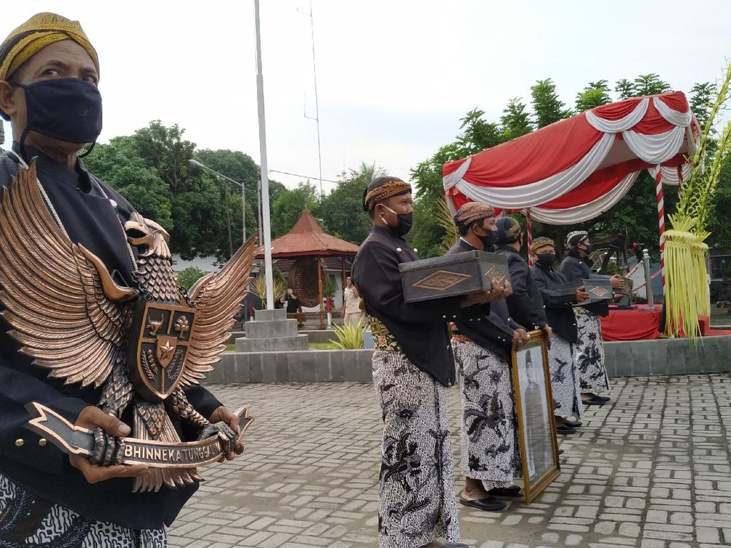 Peringatan Hari Pancasila dan Bulan Bung Karno di Blitar Kental Nuansa Budaya
