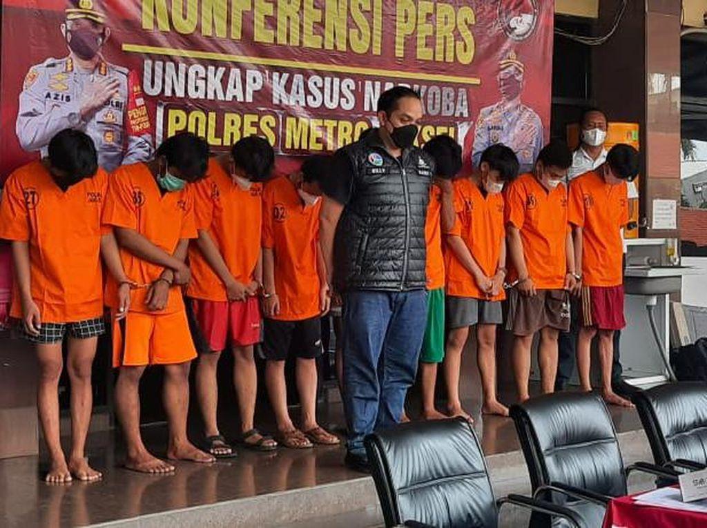 Pabrik Tembakau Sintetis di Bogor Dikelola Anak Muda, Omzetnya Rp 240 Juta