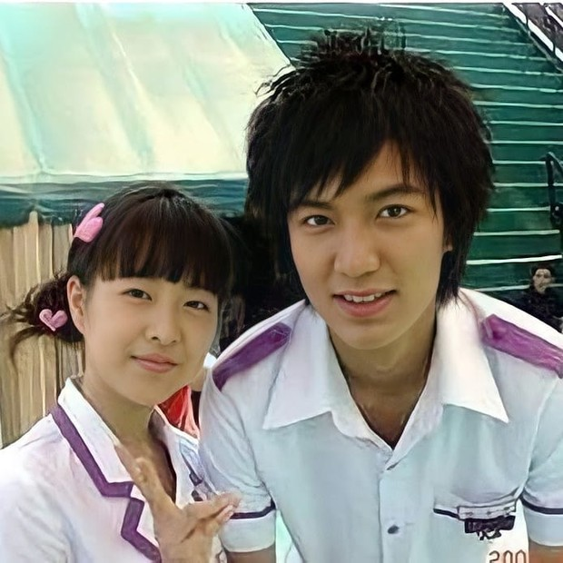 Park Bo Young debut di layar kaca bersama Lee Min Ho.