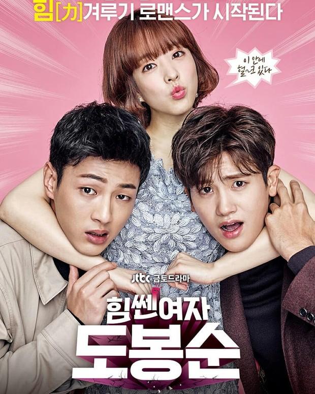 Park Bo Young spesialis drama romantis komedi.