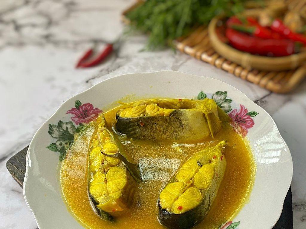 Resep Ikan Patin Bumbu Kuning Tanpa Santan yang Gurih Segar
