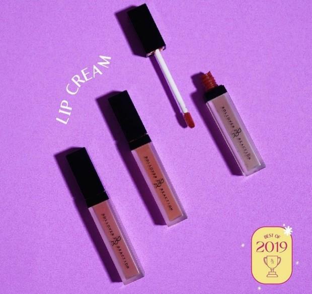 Rekomendasi Lip Cream 3-in-1 Lokal