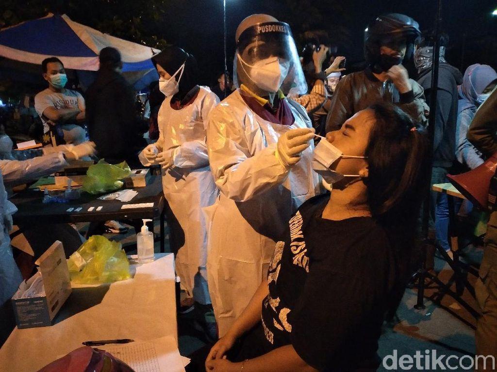 Kerap Langgar Prokes, Alun-alun Kidul Solo Jadi Sasaran Rapid Antigen