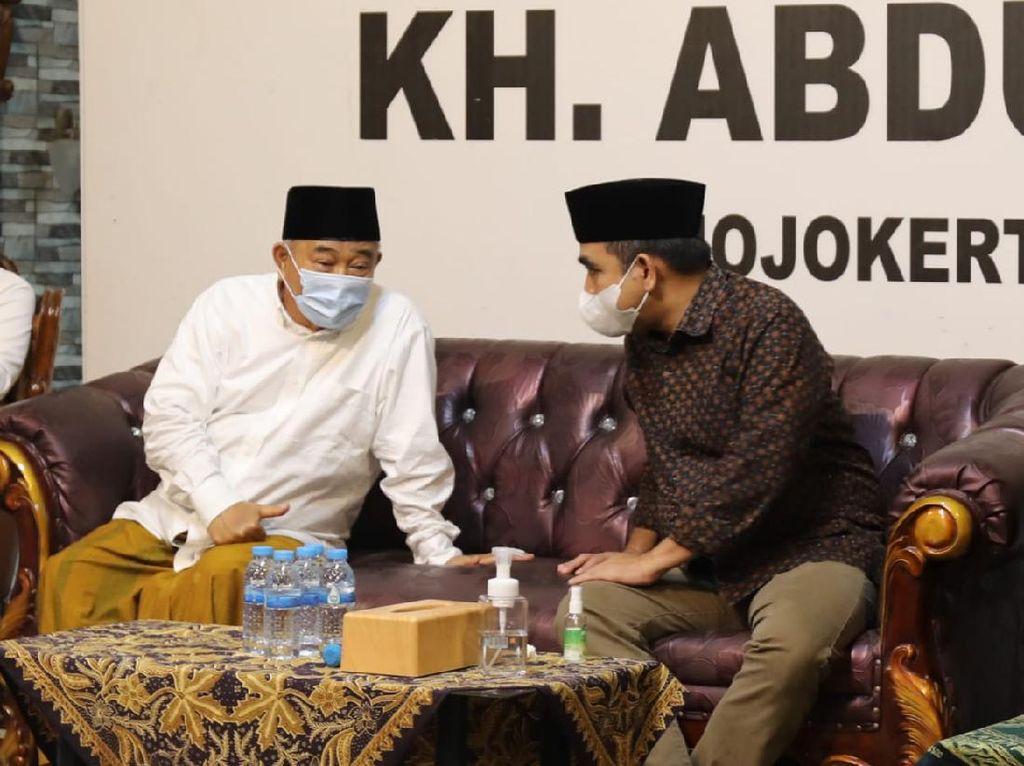 Gerindra Sampaikan Salam Prabowo ke Ulama Jatim