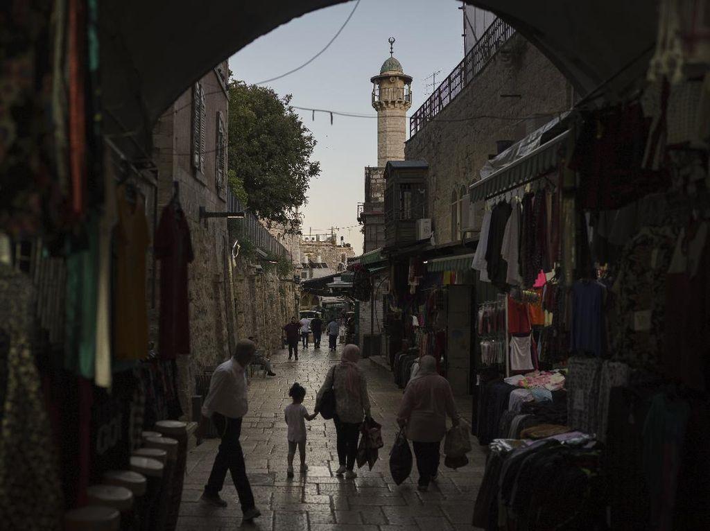Israel Beri Izin Pawai Kontroversial di Yerusalem Meski Diancam Hamas