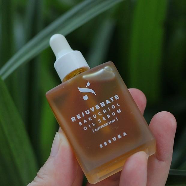 SESUKA Rejuvenate Bakuchiol Oil Serum