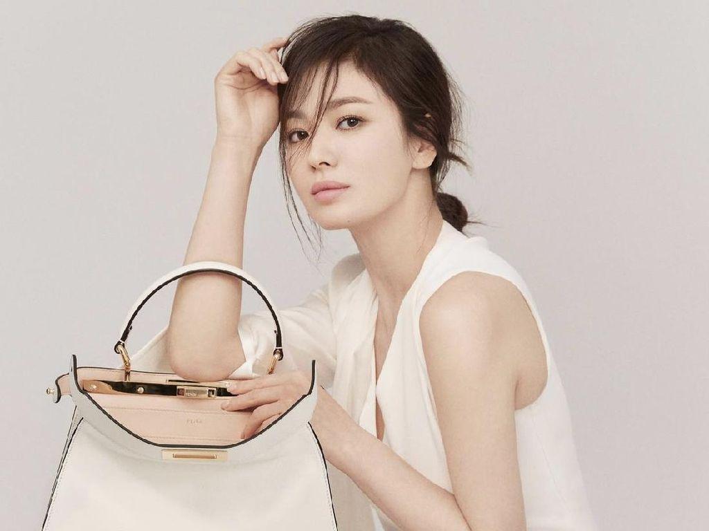 Daebak! Tarif Endorse Song Hye Kyo Capai Rp 6,4 M untuk Satu Postingan