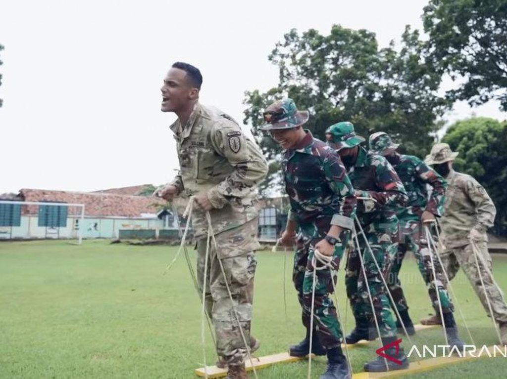 Latihan Bersama di Indonesia, Prajurit AS Terkesan dengan TNI