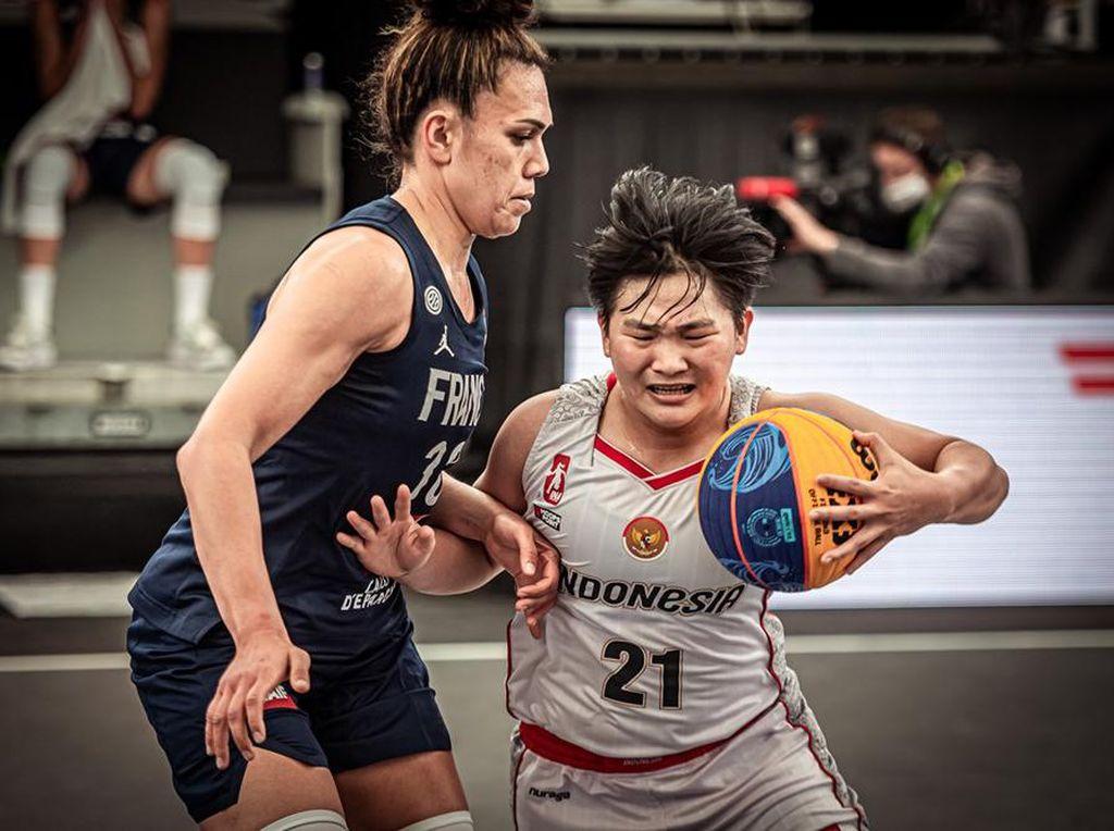 Gagal ke Olimpiade, Timnas Basket Putri 3x3 Bawa Bekal buat SEA Games
