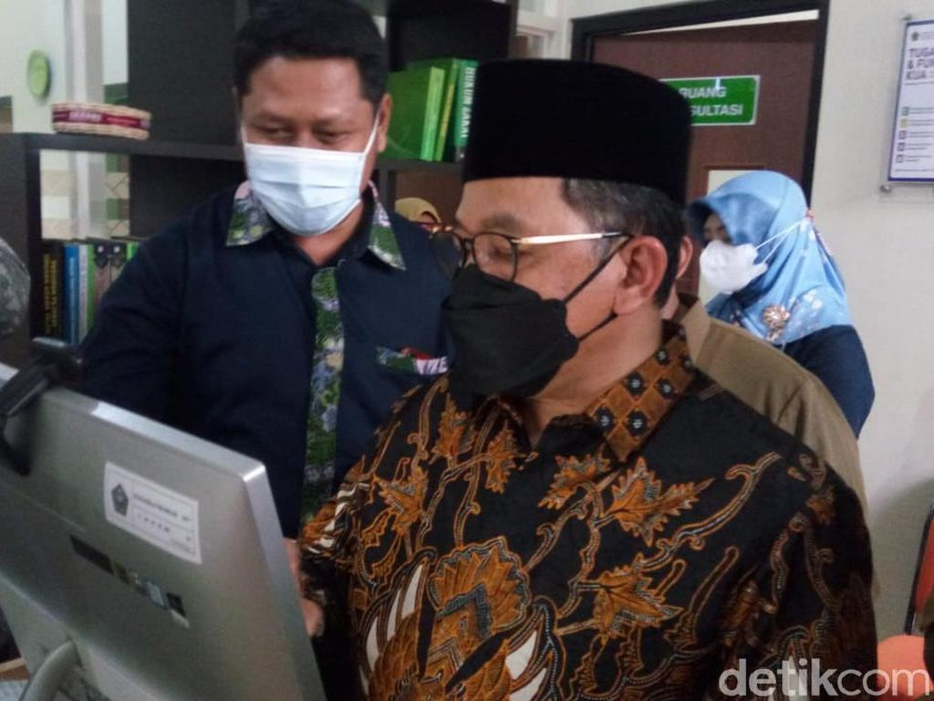 KUA Kecamatan Sidoarjo Kota Jadi Pionir Digitalisasi Tingkat Nasional