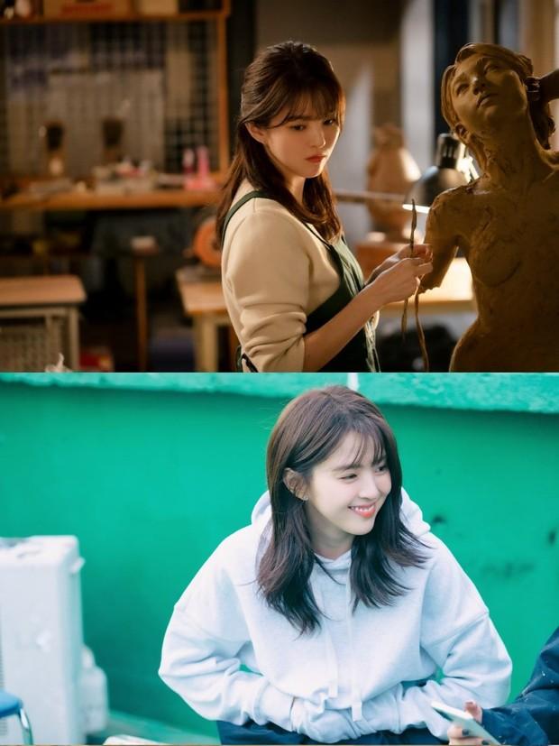 Han So Hee sebagai Yoo Na Bi