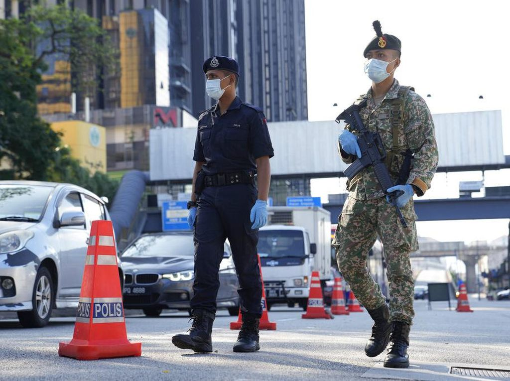 Pemerintah Malaysia Sebut Bencana Berhasil Dicegah Berkat Lockdown