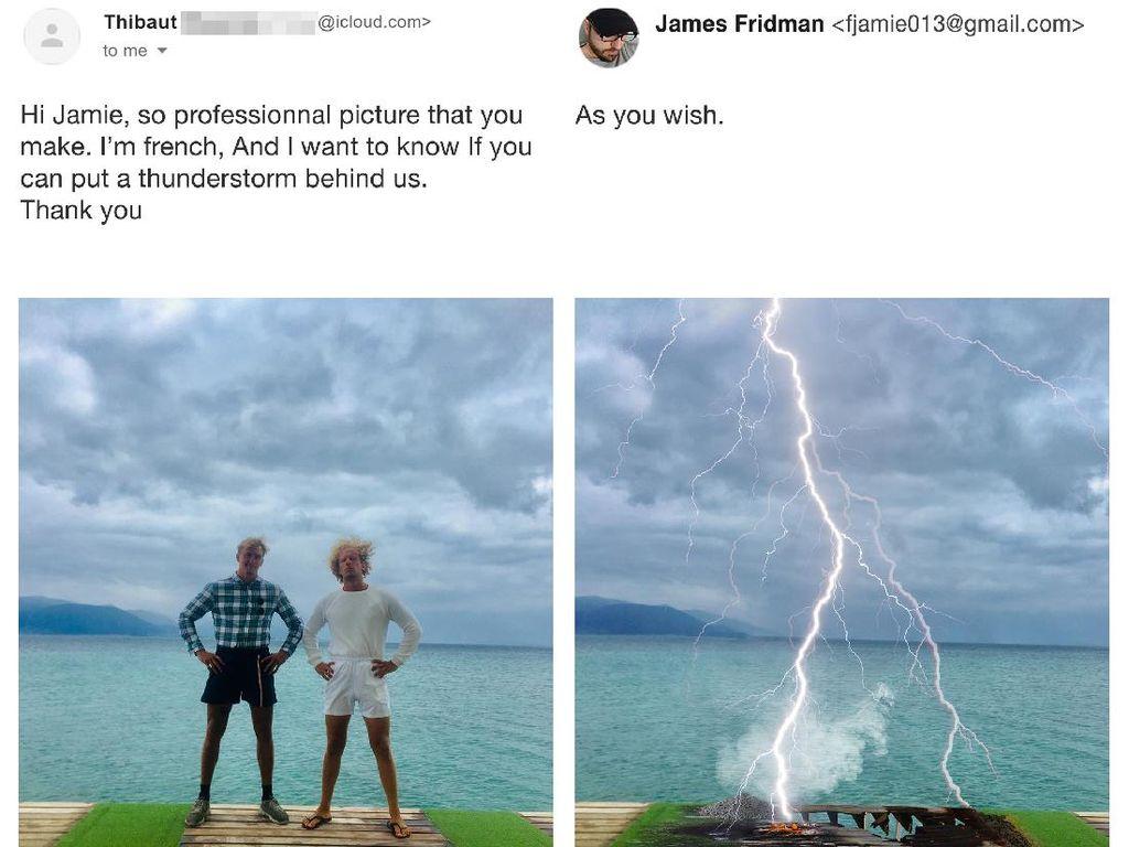 Karya Editan Pakar Photoshop Penuhi Keinginan Netizen Bikin Ngakak