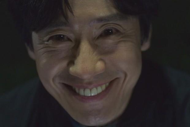 Pengambilan gambar eskspresi Shin Ha-Kyun