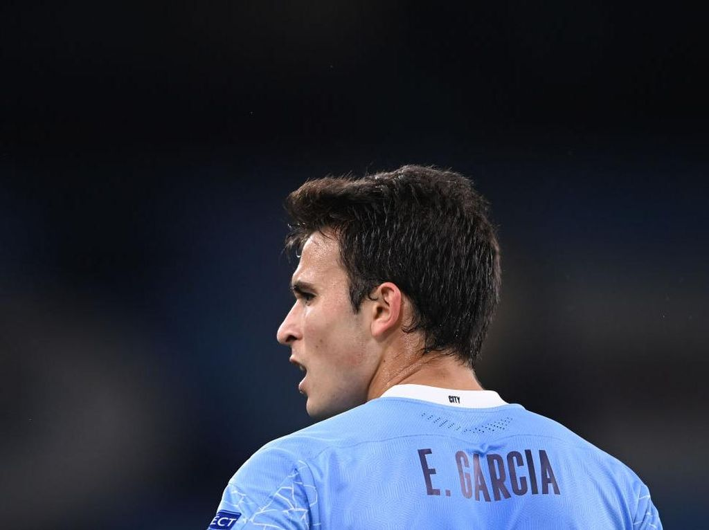 Sah! Eric Garcia Pulang Kampung ke Barcelona
