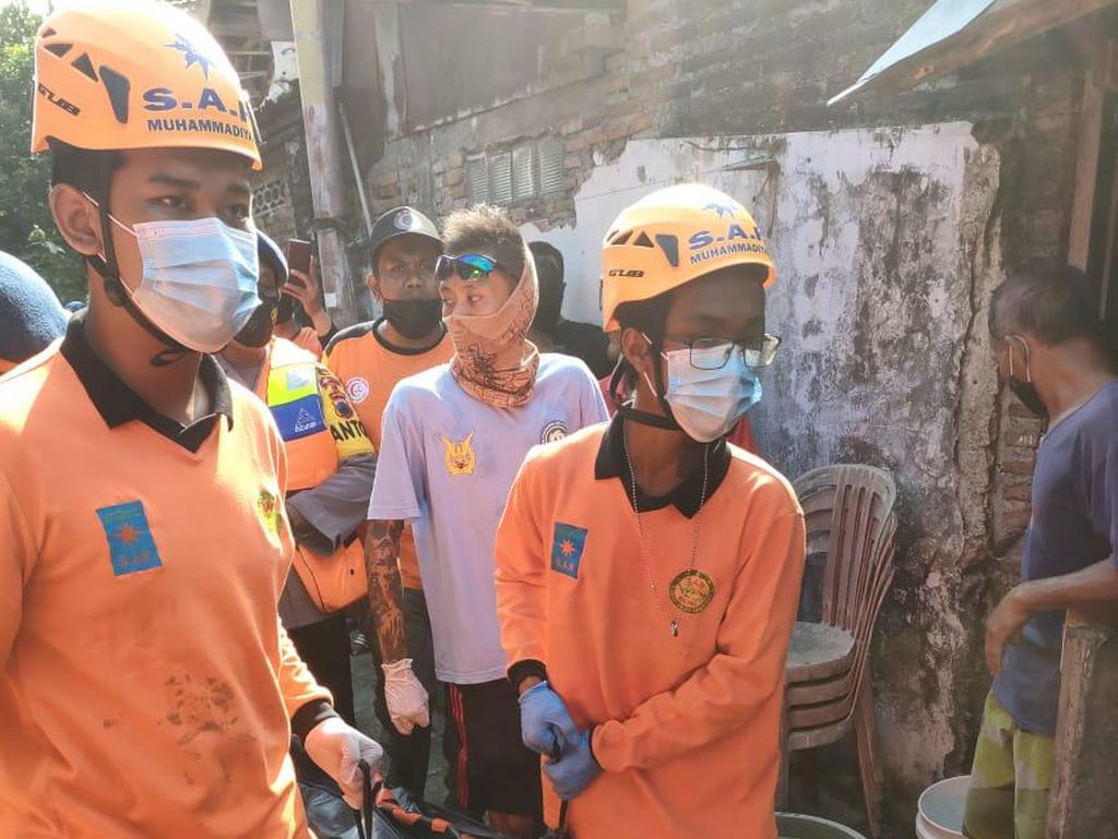 ABG Hanyut di Bengawan Solo Gegara Itik Ditemukan Tewas