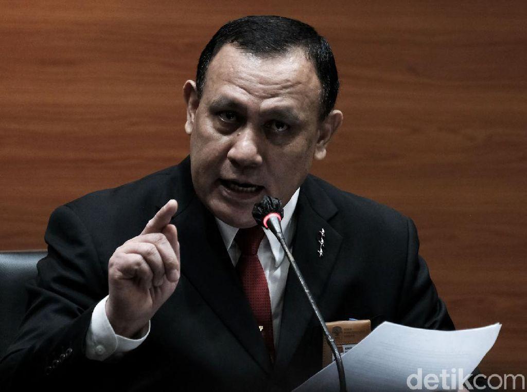 Ketua KPK Serukan Semangat Antikorupsi Dimulai dari Keluarga