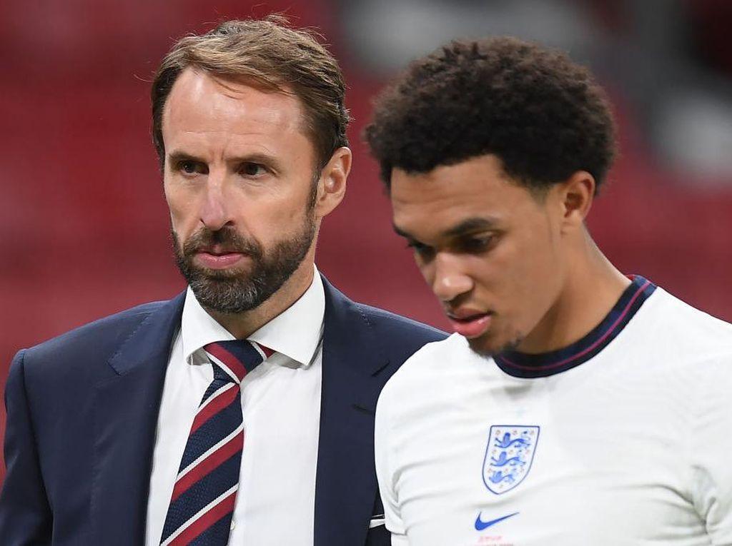 Southgate Ungkap Alasan Bawa 4 Bek Kanan di Euro 2020