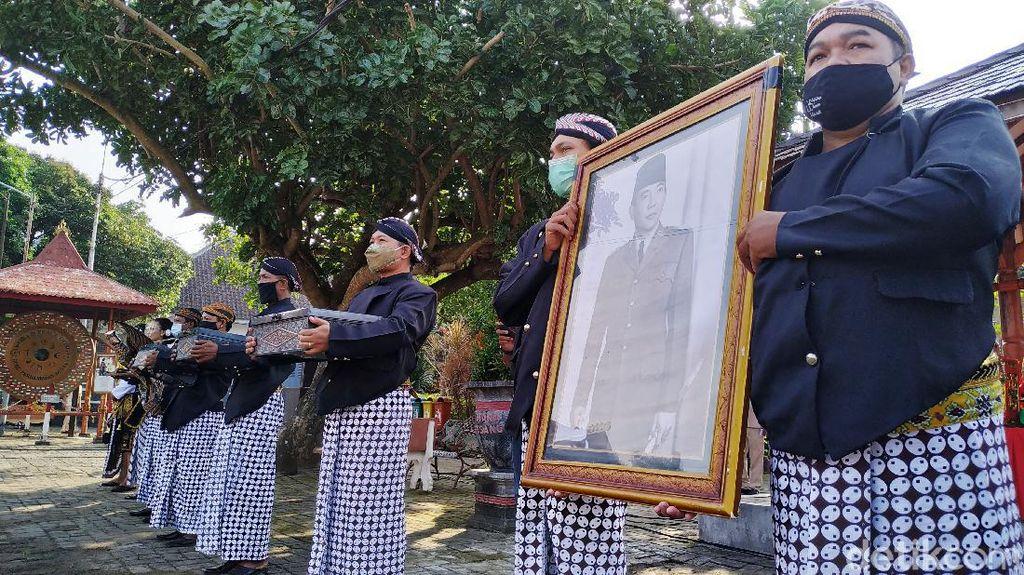 Istana Gebang Peringati Hari Lahir Pancasila dalam Balutan Budaya Jawa