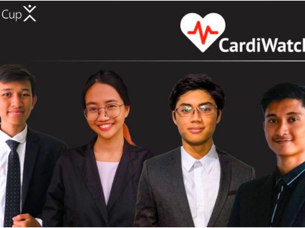 Mantul! Mahasiswa UI Bikin CardiWatch, Aplikasi Pemeriksa Kesehatan Jantung