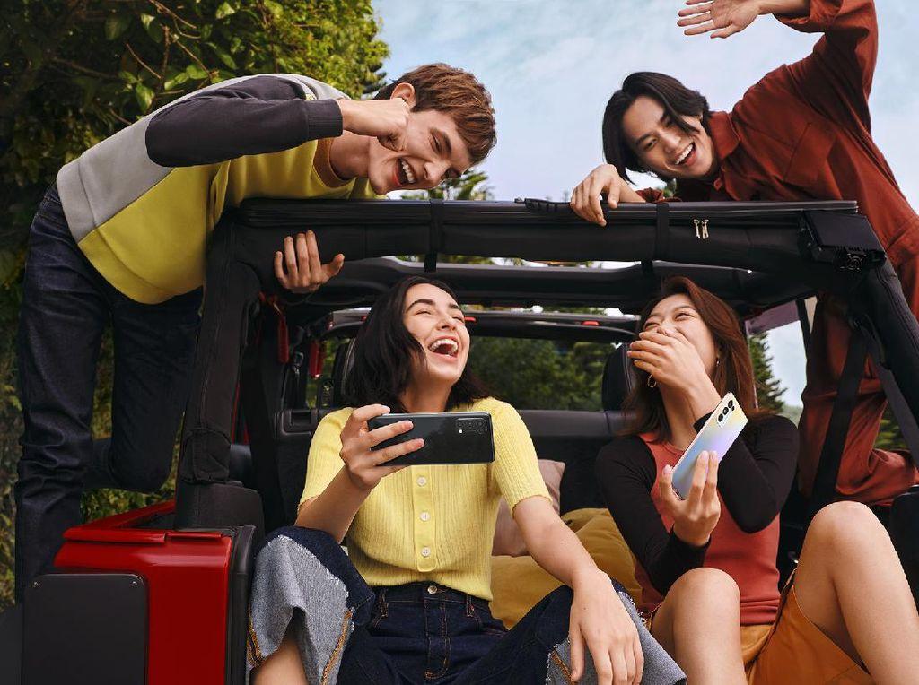 Siapkan Diri Sambut Era 5G di Indonesia dengan Teknologi OPPO Reno5 5G
