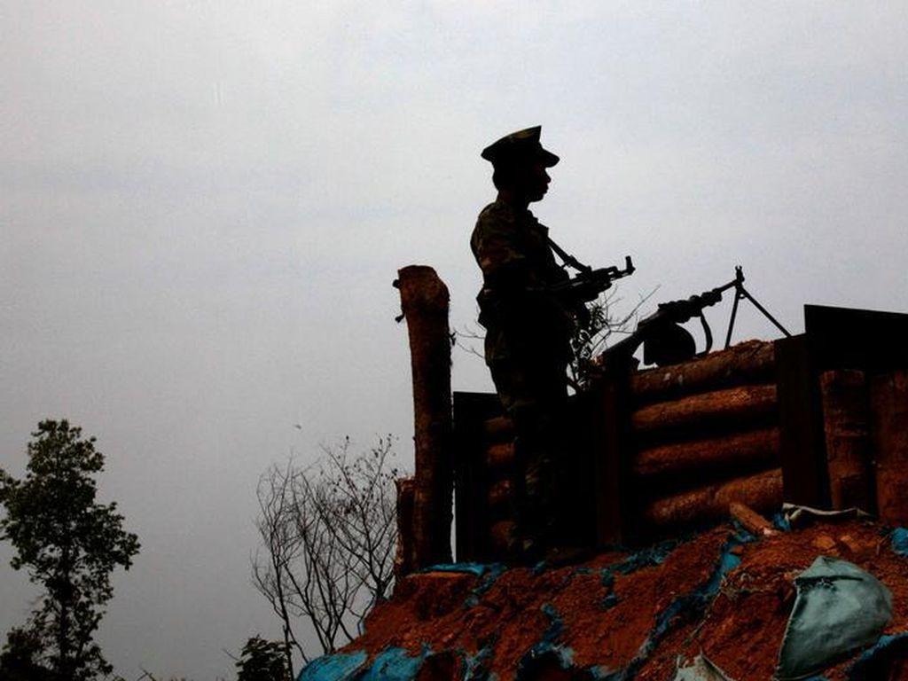 Perang Saudara Mengintai di Myanmar